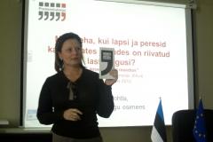 Seminar Jõhvis, Lapse õigused meedias